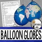 Geography - Balloon Globes - World Maps