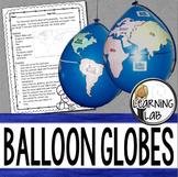 Geography - Balloon Globes - World Maps