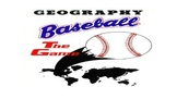 Geography Baseball - The Game