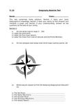 Geography Basic Knowledge Quiz