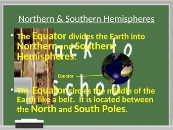 Geography Basics 101