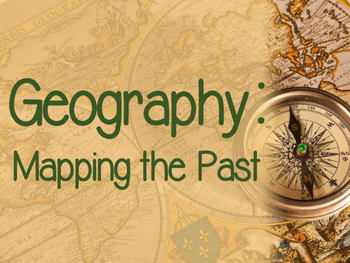 Geography Basics:  Maps and Globes