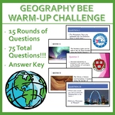 Geography Bee Challenge - Set Three