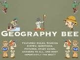Geography Bee Unit, Bundle, and Bee