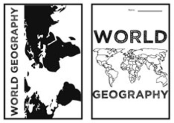 Geography Booklet