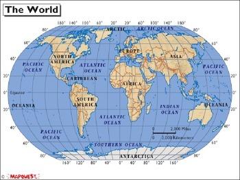 Geography Bundle