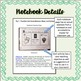 Geography Bundle:  Interactive Notebook and Geography Activity