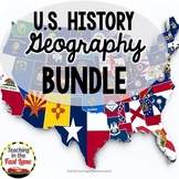 Geography Bundle (U.S. History)