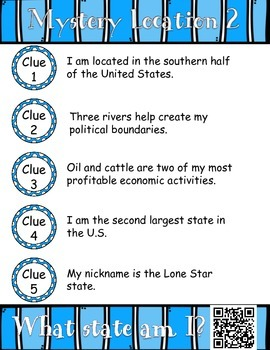 United States Geography Challenge