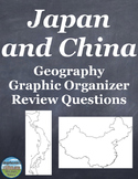 Geography China and Japan Review