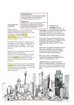 Geography - Classroom Resources or Homework Booklet