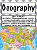 Geography Cornell Notes - US History to 1865