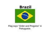 Geography, Culture and People of Brazil