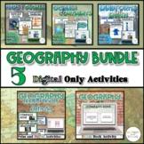 Intro to Geograhy Bundle {Digital}
