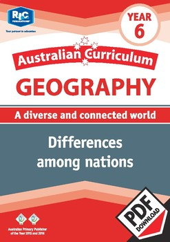 Geography: Differences among nations – Year 6