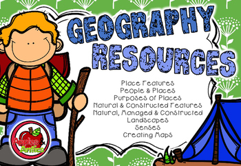 Geography Early Years Resources