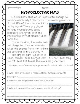 Geography & Environmental Literacy - 2.G.1 & 2.G.2 Bundle