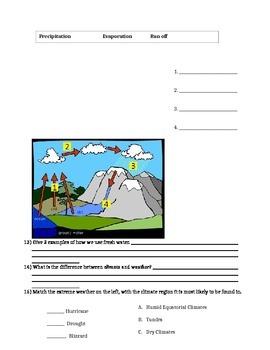 Geography Essentials Test