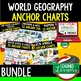 Geography Anchor Charts Sampler Free