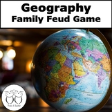 Geography Feud Game