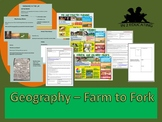 Geography Farm to Fork
