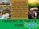 Geography Farming around the world Part two