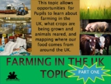 Geography Farming in the UK part one