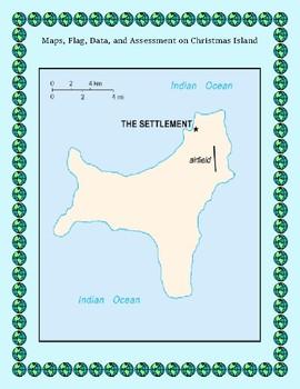 Christmas Island Geography, Flag, Data, Maps Assessment Data Analysis