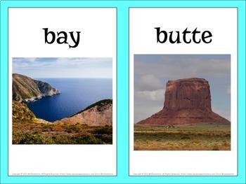 Geography Vocabulary Bundle