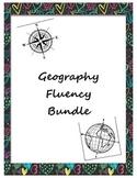 Geography Fluency Bundle