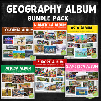 Geography Folder MEGA BUNDLE PACK