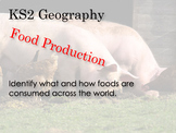 Geography Food production and the obesity crisis