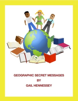 Geography: Geographic Secret Messages!
