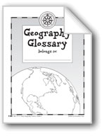 Geography Glossary
