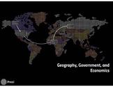 Geography, Government, and Economics Prezi