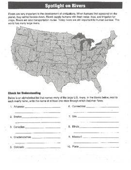 Geography - Grades 4-6