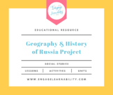 Geography & History of Russia Project
