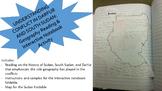 Geography & History of Sudan, South Sudan & Darfur Distanc