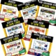 Geography Game Cards BUNDLE 545 I Have Who Has Cards (World Geography Bundle)