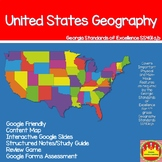 Geography:  Important Physical and Man-Made Features Updated