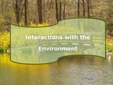 Geography - Interactions With the Environment PowerPoint