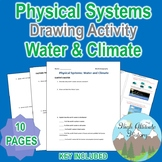 Physical Systems Water and Climate Drawing Activity (Geography)