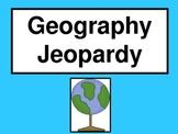 Geography Jeopardy - Powerpoint