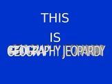 Geography Jeopardy - game 1