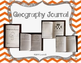 Geography Journal {Maps and Globes}