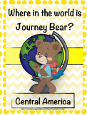 Geography: Journey Bear Visits Countries of Central America