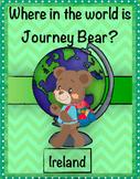 Geography: Journey Bear Visits Ireland