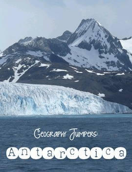 Geography Jumpers: Antarctica