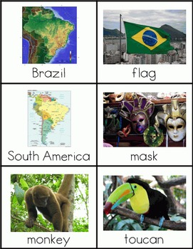 Geography Jumpers: Brazil