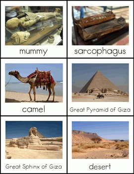 Geography Jumpers: Egypt